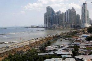 Panama City – nowoczesność i bieda.