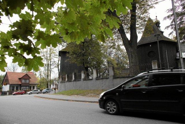 Modlnica, koło Krakowa. Tu ukrywał się oskarżony o pedofilię na Dominikanie ks. Wojciech Gil.