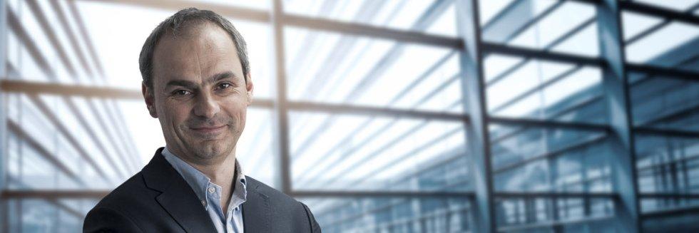 Rafał Styczeń ‒ prezes firmy Ailleron
