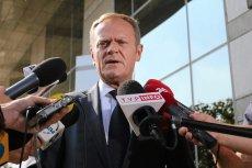 Waszczykowski przedstawił Donaldowi Tuskowi ultimatum.