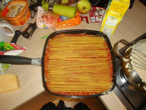 To nie lasagne, to lasanja