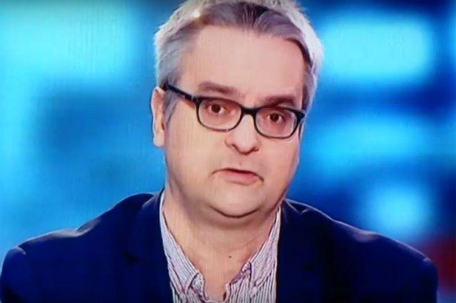 """Wojciech Czuchnowski z """"Gazety Wyborczej"""" na antenie TVP Info otwarcie powiedział, co myśli o upartyjnieniu mediów publicznych."""