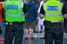 Brytyjska policja ujęła sprawców rasistowskich napadów.