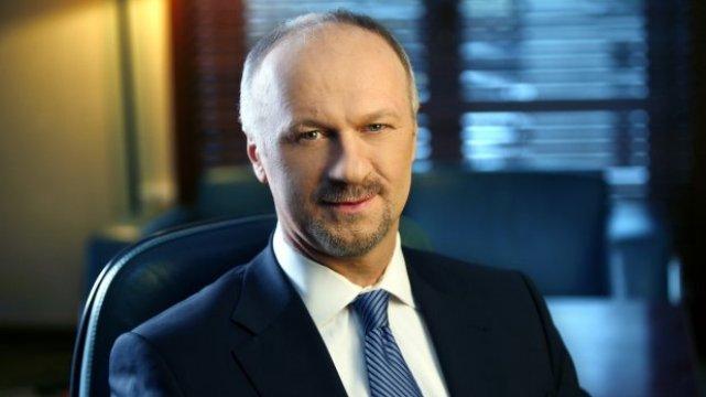 Prezes Citibanku Sławomir Sikora