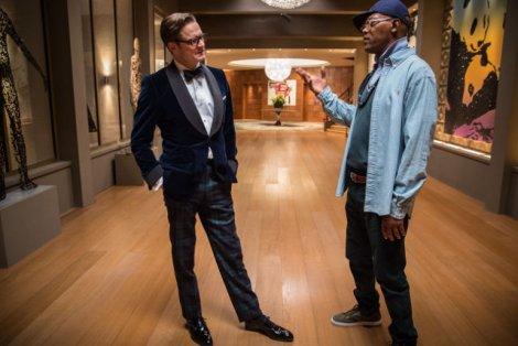"""""""To połączenie filmu gangsterskiego, szpiegowskiego i komiksowego."""" - mówi reżyser, Matthew Vaughn"""