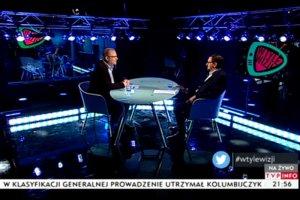 Łukasz Warzecha i Stanisław Janecki w TVP INFO żartowali z pomysłu zlinczowania Donalda Tuska.