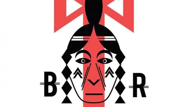 Logotyp Bad Indian Recordings