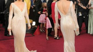 Jennifer Lopez w sukni od Zuhaira Murada