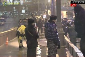 Borys Niemcow zginął w samym centrum Moskwy.