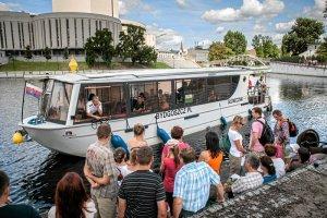 W Bydgoszczy można zobaczyć miasto, które żyję na rzeką. Warszawo zazdrość!