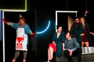 Teatr Powszechny wspiera mniejszości seksualne