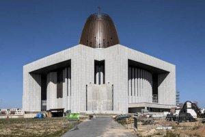 Ministerstwo Kultury przekaże 28 milionów złotych na muzeum powstające w Świątyni Opatrzności Bożej.