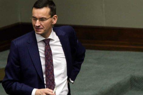Mateusz Morawiecki udzielił pierwszego wywiadu po objęciu funkcji wicepremiera.