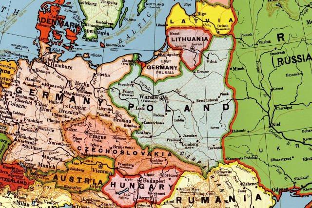 Jak W 1939 Roku Przyjaznimy Sie Tylko Z Rumunia I Lotwa Tak
