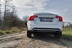 """Volvo S60 Cross Country - samochód, do którego jak mało gdzie pasuje słowo """"wystarczający""""."""