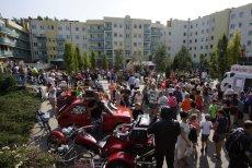 Na początku wrześnie tłumy przyszły na kiermasz organizowany przez Asię na osiedlu Batorego w Poznaniu.