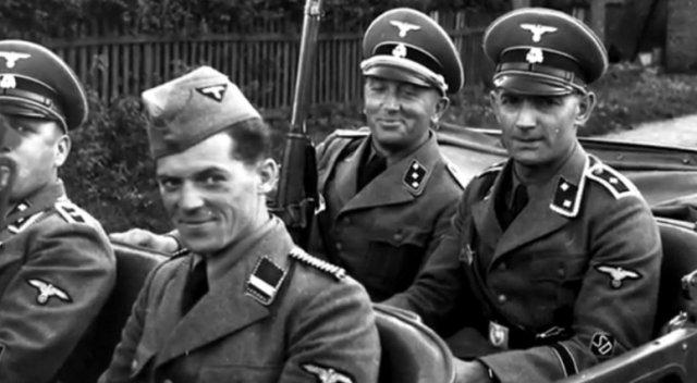 Zapomniał wnuk jak dziadka z Wehrmachtu miał