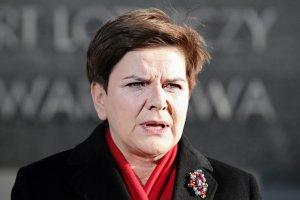 Premier Beata Szydło udaje się w pierwszą podróż zagraniczną w jej karierze.