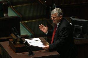 Poseł Suski przyznaje, że trwają rozmowy na temat skrócenia kadencji samorządów.