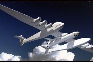Stratolaunch ma być największym samolotem na świecie. Będzie wynosił rakiety na orbitę