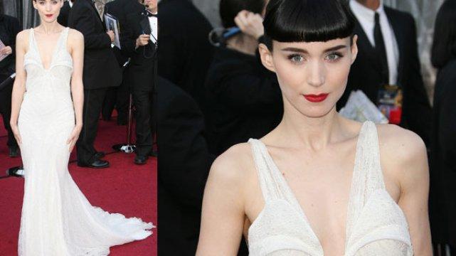 Rooney Mara w sukni od Givenchy
