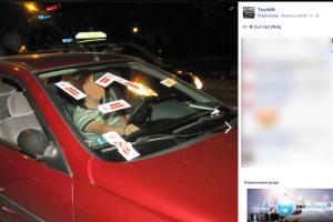 Kierowcy Ubera znów zaatakowani