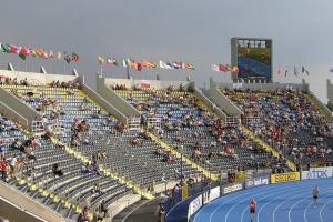 Między 2009 a 2015 rokiem PZLA miało pieczę nad przetargami dotyczącymi budowy stadionów lekkoatletycznych w Polsce. (Fotografia ilustracyjna, na zdjęciu Arena Toruń).