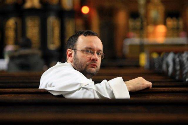 Dominikanin ojciec Jacek Krzysztofowicz odszedł z zakonu