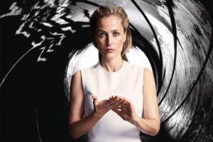 A gdyby tak agentka Scully została agentką 007?