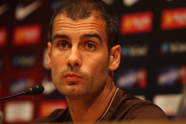 Trener Barcelony 2012 Trener Barcelony Josep