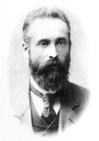 Bronisław Piłsudski - starszy brat Józefa, etnograf.
