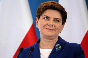 Beata Szydło wymieniła w Łomży sukcesy swojego rządu.