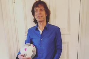 Mick Jagger będzie znowu ojcem.