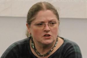 Krystyna Pawłowicz  atakuje Sieć Obywatelską Watchdog.