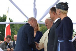 Antoni Macierewicz rozmawiałz papieżem Franciszkiem o katastrofie smoleńskiej.