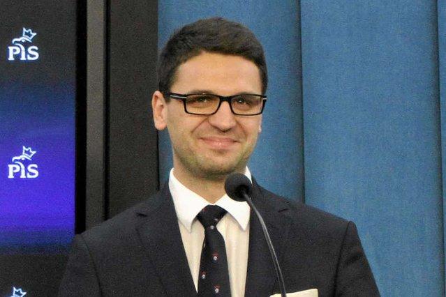 Mariusz A. Kamiński nowym szefem Polskiego Holdingu Obronnego