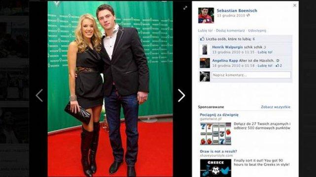 Sebastian Boenisch i Tatjana Batinic