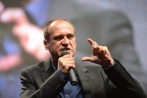 """Paweł Kukiz podkreślił, że jest """"potwornie zmęczony"""""""