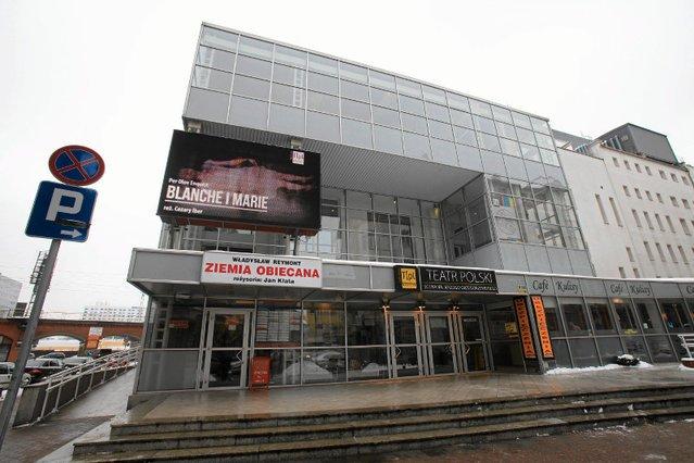 Teatr we Wrocławiu.