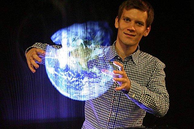 Leia Display System to polska technologia przypominająca hologramy znane z filmów science-fiction.