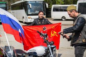 """Stwarzają zagrożenie ładu i bezpieczeństwa. Grupa rosyjskich """"Nocnych Wilków"""" nie dostała zgody na przekroczenie granicy"""