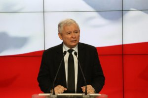 Miejsce Polski jest w UE - mówi prezes Kaczyński