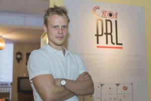 Rafał Patla to 28-letni miłośnik Warszawy, który wraz z żoną prowadzi Adventure Warsaw .