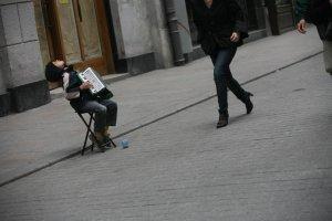 Po wakacjach przepisy zakazujące żebractwa dzieci mają obowiązywać w Berlinie.