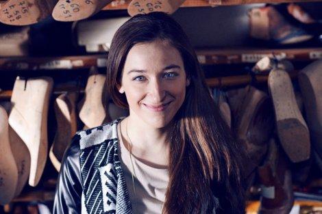Aga Prus projektuje buty, wykonują je rzemieślnicy