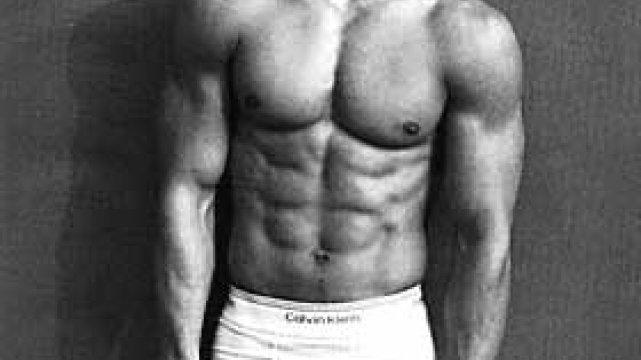 Jeden z najbardziej znanych plakatów: Mark Wahlberg w reklamie Calvin Klein Underwear