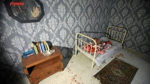 I weź tu spróbuj schować twarz w poduszkę. Dragon Horror House w Szczecinie.