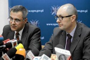 Płk Ireneusz Szeląg i płk Zbigniew Rzepa z Naczelnej Prokuratury Wojskowej za rządów PiS zostali ukarani za brak wiary w zamach.