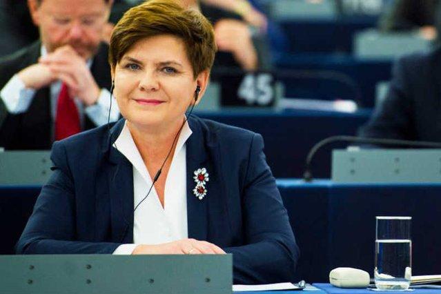 Wielu komentatorów chwaliło Beate Szydło za umiejętne prowadzenie debaty w Strasburgu.