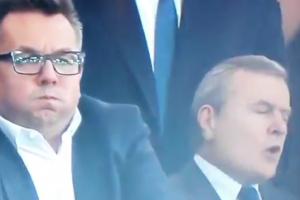 Minister kultury krótko, acz treściwie skomentował nieudaną grę piłkarza Legii.